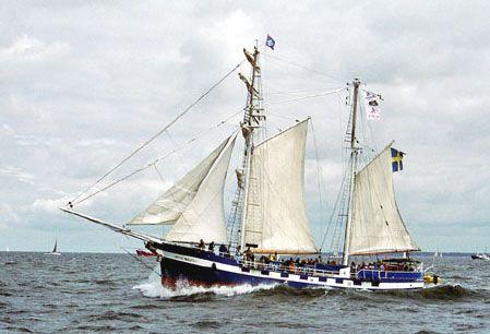 Baltic Beauty, Volker Gries, Hanse Sail Rostock 2005 , 08/2005