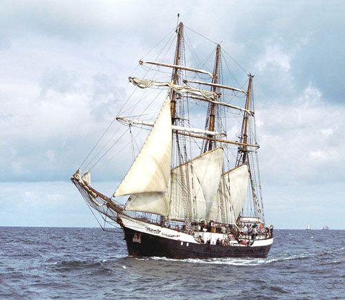 Fridtjof Nansen, Volker Gries, Hanse Sail Rostock 2005 , 08/2005