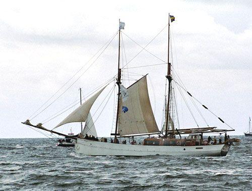 Hamlet, Volker Gries, Hanse Sail Rostock 2005 , 08/2005