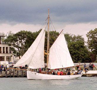 Lisa, Volker Gries, Hanse Sail Rostock 2005 , 08/2005
