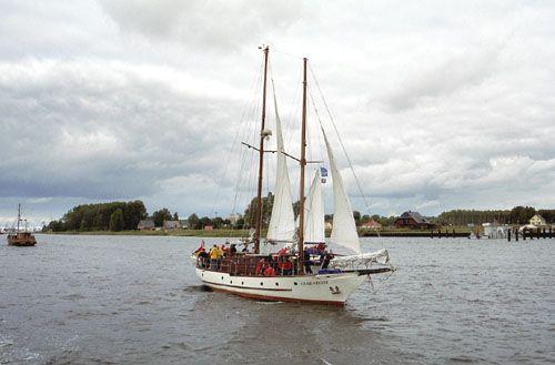 Cementesse, Volker Gries, Hanse Sail Rostock 2005 , 08/2005