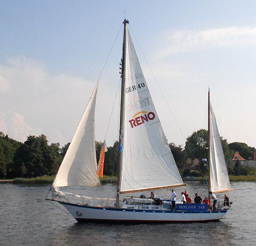 Berliner Bär, Volker Gries, Hanse Sail Rostock 2006 , 08/2006