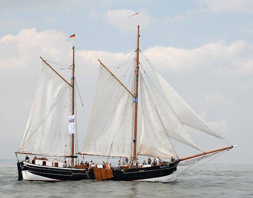 Amazone, Volker Gries, Hanse Sail Rostock 2006 , 08/2006