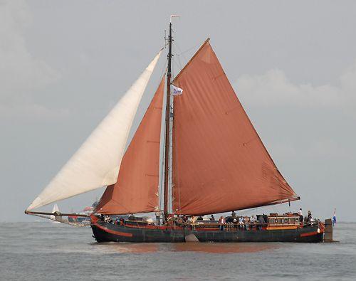 De Albertha, Volker Gries, Hanse Sail Rostock 2006 , 08/2006