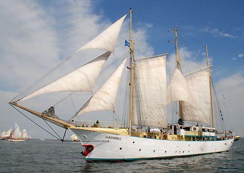 Sunthorice, Volker Gries, Hanse Sail Rostock 2006 , 08/2006