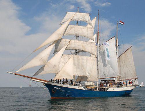 Antigua, Volker Gries, Hanse Sail Rostock 2006 , 08/2006