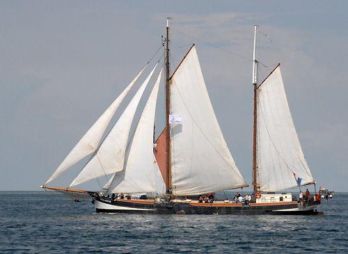 Pegasus, Volker Gries, Hanse Sail Rostock 2006 , 08/2006