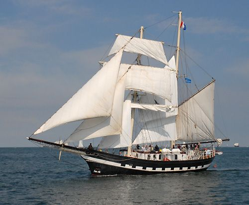 Lady of Avenel, Volker Gries, Hanse Sail Rostock 2006 , 08/2006