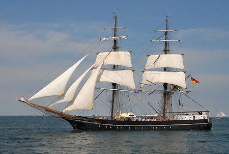 Roald Amundsen, Volker Gries, Hanse Sail Rostock 2006 , 08/2006