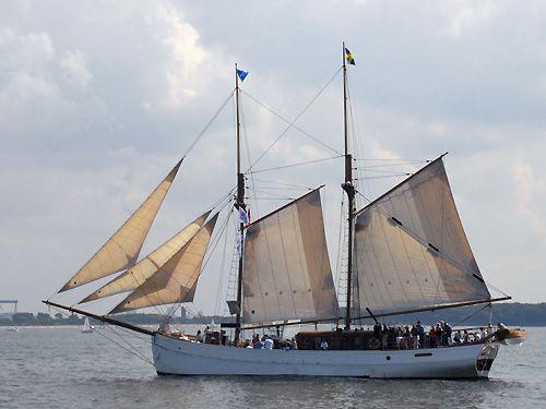 Hamlet, Volker Gries, Hanse Sail Rostock 2006 , 08/2006