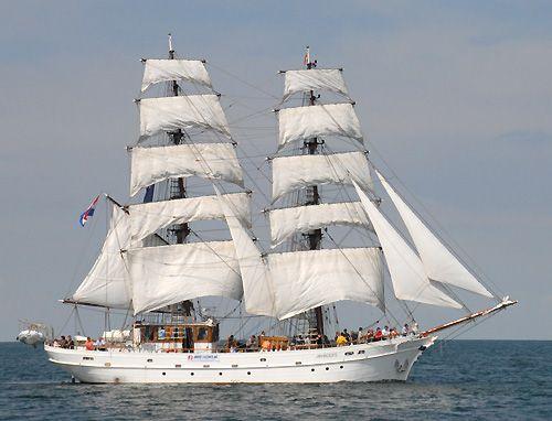 Aphrodite, Volker Gries, Hanse Sail Rostock 2006 , 08/2006