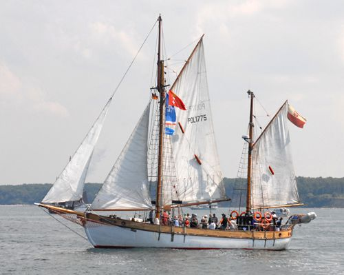 Bryza H, Volker Gries, Hanse Sail Rostock 2006 , 08/2006