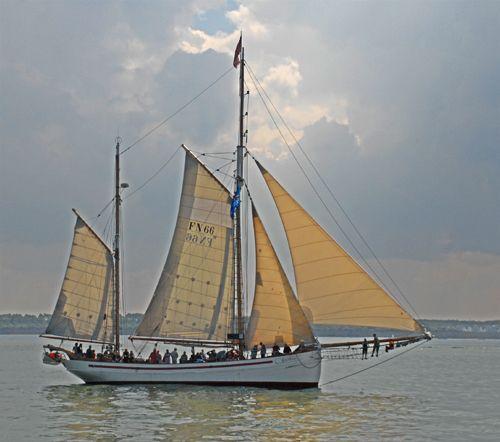 Carmelan, Volker Gries, Hanse Sail Rostock 2006 , 08/2006