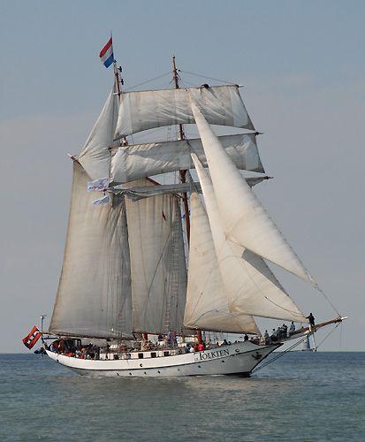 J.R.Tolkien, Volker Gries, Hanse Sail Rostock 2006 , 08/2006