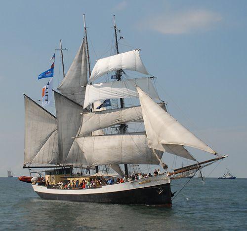 Gårdar, Volker Gries, Hanse Sail Rostock 2006 , 08/2006