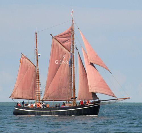 Birgitte, Volker Gries, Hanse Sail Rostock 2006 , 08/2006