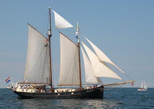 Marie Galante, Volker Gries, Hanse Sail Rostock 2006 , 08/2006