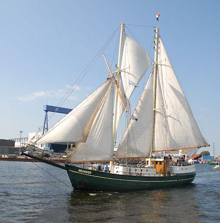 Meander, Volker Gries, Hanse Sail Rostock 2006 , 08/2006