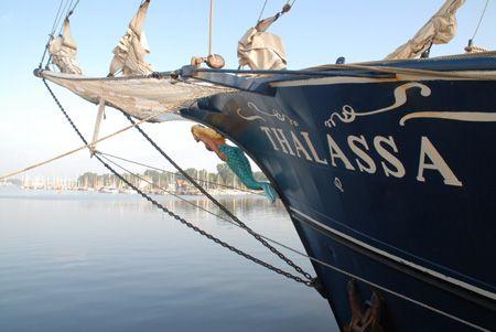 Thalassa, Volker Gries, Hanse Sail Rostock 2006 , 08/2006