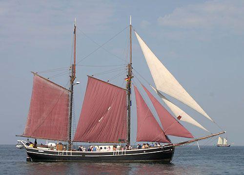 Helene, Thad Koza (http://www.tallshipsinternational.net/), Hanse Sail Rostock 2006 , 08/2006