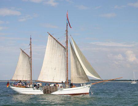 Berta, Werner Jurkowski, Hanse Sail Rostock 2006 , 08/2006