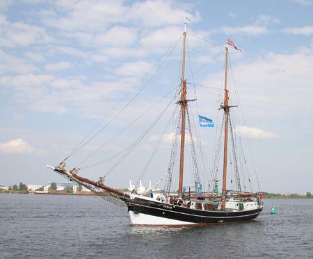 Undine, Werner Jurkowski, Hanse Sail Rostock 2006 , 08/2006