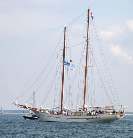 Adornate, Werner Jurkowski, Hanse Sail Rostock 2006 , 08/2006