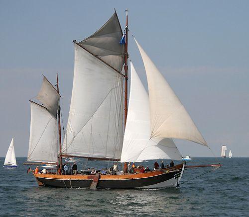 Maria af von Hoff, Werner Jurkowski, Hanse Sail Rostock 2006 , 08/2006