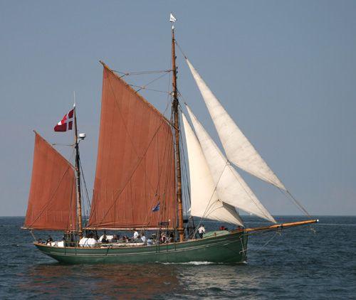 Yukon, Werner Jurkowski, Hanse Sail Rostock 2006 , 08/2006