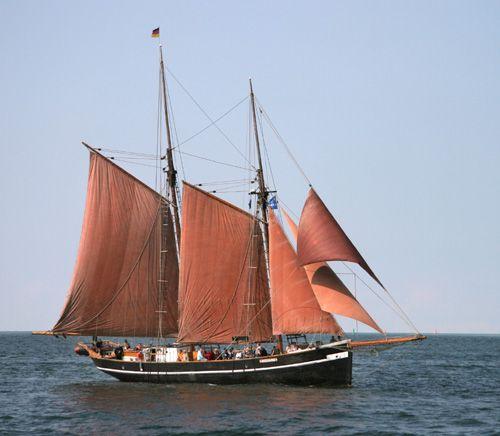 Solvang, Werner Jurkowski, Hanse Sail Rostock 2006 , 08/2006