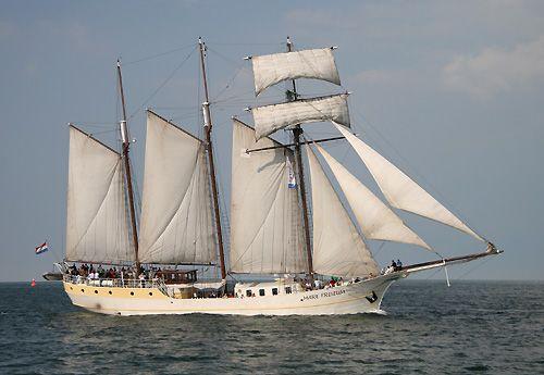 Mare Frisium, Werner Jurkowski, Hanse Sail Rostock 2006 , 08/2006