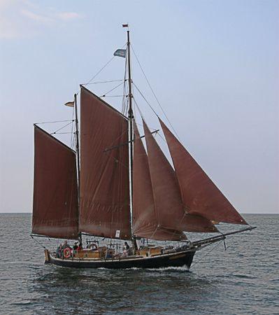 Concordia, Werner Jurkowski, Hanse Sail Rostock 2006 , 08/2006