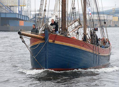 Bjørnsund, Volker Gries, Hanse Sail Rostock 2007 , 08/2007