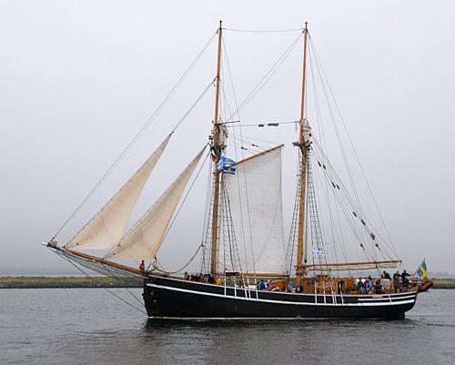 Kvartsita, Volker Gries, Hanse Sail Rostock 2007 , 08/2007