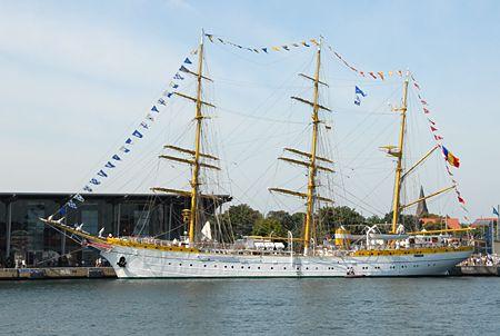 Mircea, Volker Gries, Hanse Sail Rostock 2008 , 08/2008