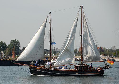 Lilleholm, Volker Gries, Hanse Sail Rostock 2008 , 08/2008
