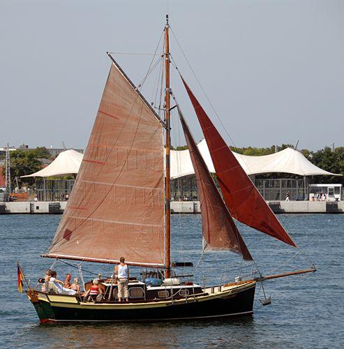 Canta Libre, Volker Gries, Hanse Sail Rostock 2008 , 08/2008