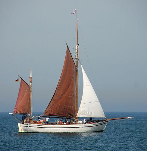 Rakel, Volker Gries, Hanse Sail Rostock 2008 , 08/2008