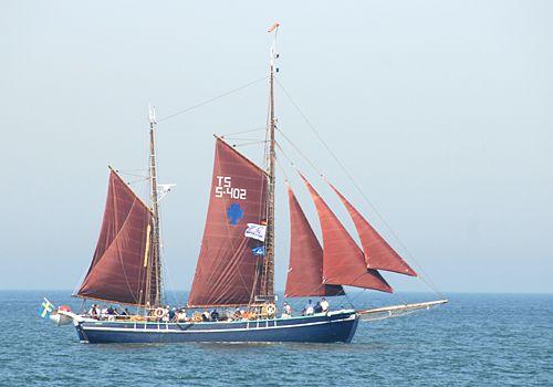 Sarpen, Volker Gries, Hanse Sail Rostock 2008 , 08/2008