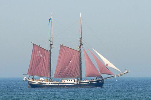 Helene, Volker Gries, Hanse Sail Rostock 2008 , 08/2008