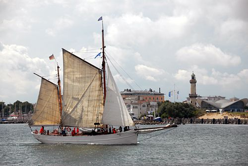 Pirola, Volker Gries, Hanse Sail Rostock 2008 , 08/2008