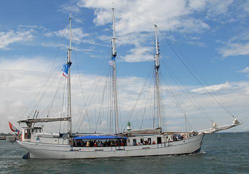 Minerva, Volker Gries, Hanse Sail Rostock 2008 , 08/2008