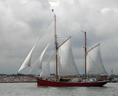 Ryvar, Volker Gries, Hanse Sail Rostock 2008 , 08/2008