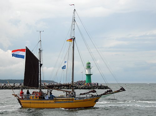 Cor.13:13, Volker Gries, Hanse Sail Rostock 2008 , 08/2008