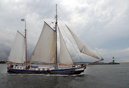 Skylge, Volker Gries, Hanse Sail Rostock 2008 , 08/2008