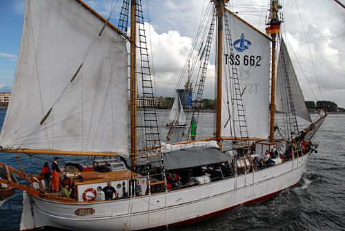 Ingo, Volker Gries, Hanse Sail Rostock 2008 , 08/2008