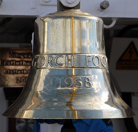 Gorch Fock (2), Volker Gries, Hanse Sail Rostock 2008 , 08/2008