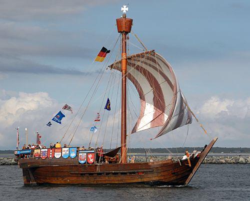 Ubena von Bremen, Volker Gries, Hanse Sail Rostock 2008 , 08/2008