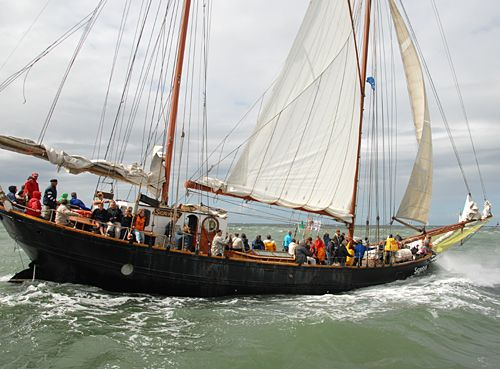 Sigandor, Volker Gries, Hanse Sail Rostock 2008 , 08/2008