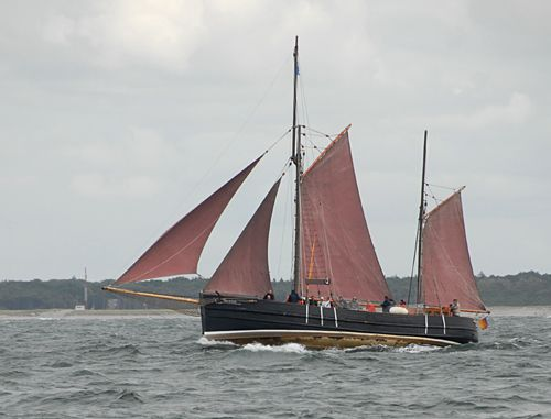 Star of Hope, Volker Gries, Hanse Sail Rostock 2008 , 08/2008
